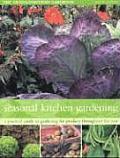 Green Fingered Gardener Seasonal Kitchen Gardening