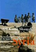 Tell Kosak Shamali; the archaeological investigations on the Upper Euphrates, Syria; v.2: Chalcolithic technology and subsistence
