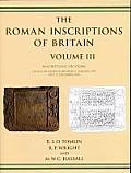 Roman Inscriptions of Britain Volume III: Inscriptions on Stone (1955-2006)
