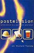 Postmission World Mission by a Postmodern Generation