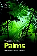 World Checklist of Palms Cover