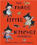 Three Little Witches Storybook