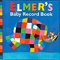 Elmers Baby Record Book