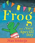 Frog & a Very Special Day