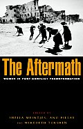 Aftermath Women in Post Conflict Transformation