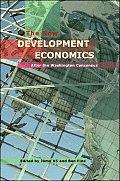 The New Development Economics: After the Washington Consensus