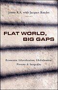 Flat World, Big Gaps: Economic Liberalization, Globalization and Inequality Cover