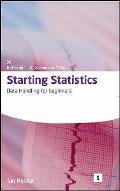 Starting Statistics: Data Handling for Beginners