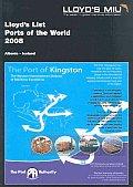 Lloyd's List Ports of the World 2008