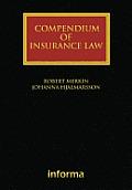 Compendium of Insurance Law