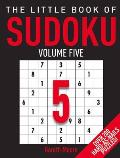 Hard-As-Nails Sudoku #05: Hard-As-Nails Sudoku, Volume 5