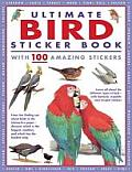Ultimate Bird Sticker Book: With 100 Amazing Stickers