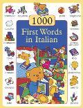 1000 Italian First Words
