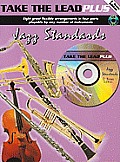 Take the Lead Plus Jazz Standards: Eb Brass [With CD (Audio)]