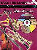 Take the Lead Plus Jazz Standards: Bass [With CD (Audio)]
