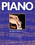 Piano An Easy Guide To Reading Music Playing
