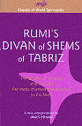 Rumis Divan Of Shems Of Tabriz