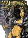 Majestika The Art Of Monte M Moore