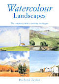 Watercolour Landscapes: The Complete Guide to Painting Landscapes Cover