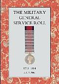 Military General Service Roll 1793-1814