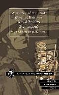 History of the 22nd (Service) Battalion Royal Fusiliers (Kensington)