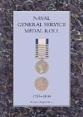 Naval General Service Medal Roll 1793-1840