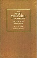 West Yorkshire Regiment in the War 1914-1918
