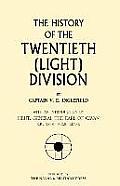 History of the Twentieth (Light) Division