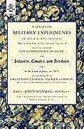 Series of Military Experiments of Attack and Defence 1806