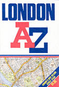 London A-Z (Non-Series Guidebooks)