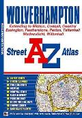 Wolverhampton Street Atlas