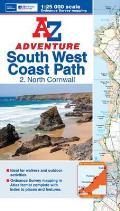 Sw Coast Path North Cornwall Adventure Atlas