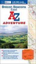 Brecon Beacons (East) Adventure Atlas