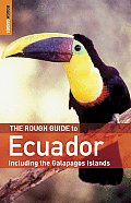 Rough Guide Ecuador 2ND Edition