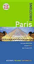 Rough Guide Directions Paris 1ST Edition