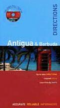 Rough Guide Directions Antigua 1st Edition