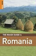 Rough Guide Romania 4th Edition