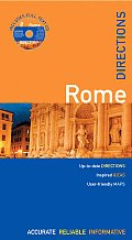 Rough Guide Rome Directions 1ST Edition