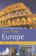 Rough Guide Special First Time Europe