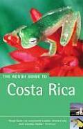 Rough Guide Costa Rica 4th Edition