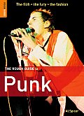 The Rough Guide to Punk (Rough Guides To...)