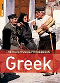 Rough Guide Greek Phrasebook 3rd Edition