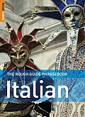 The Rough Guide to Italian Dictionary Phrasebook (Rough Guide Dictionary Phrasebook)