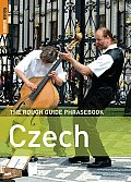 The Rough Guide to Czech Dictionary Phrasebook (Rough Guide Dictionary Phrasebook)