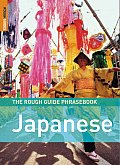 Rough Guide Japanese Phrasebook 3rd Edition