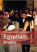 The Rough Guide Egyptian Arabic Phrasebook (Rough Guide Phrasebooks) Cover