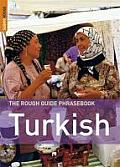 The Rough Guide to Turkish Dictionary Phrasebook (Rough Guide Dictionary Phrasebook)