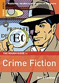 The Rough Guide to Crime Fiction Cover