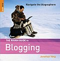 The Rough Guide to Blogging Cover