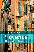Rough Guide Provence & The Cote Dazur 6th Edition